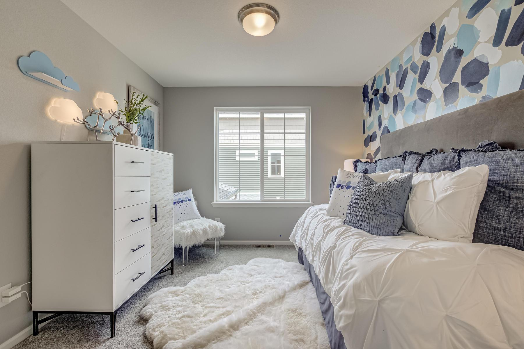 Bedroom featured in the Brighton By Oakwood Homes in Denver, CO