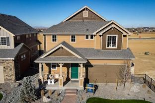Pinnacle - Erie Highlands: Erie, Colorado - Oakwood Homes