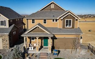 Erie Highlands by Oakwood Homes Colorado in Denver Colorado