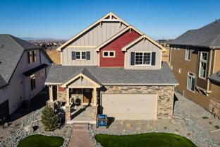 Capstone - Erie Highlands: Erie, Colorado - Oakwood Homes