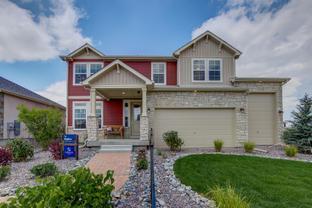 Brighton - Thompson River Ranch: Johnstown, Colorado - Oakwood Homes