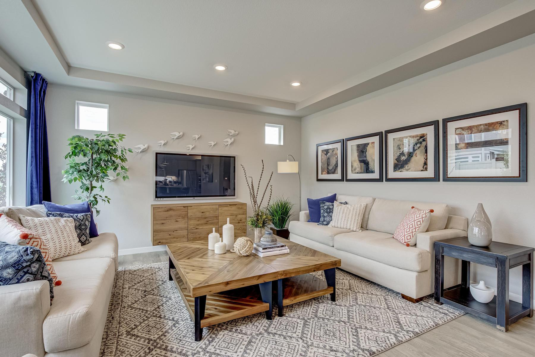 Living Area featured in the Brighton By Oakwood Homes Colorado in Fort Collins-Loveland, CO