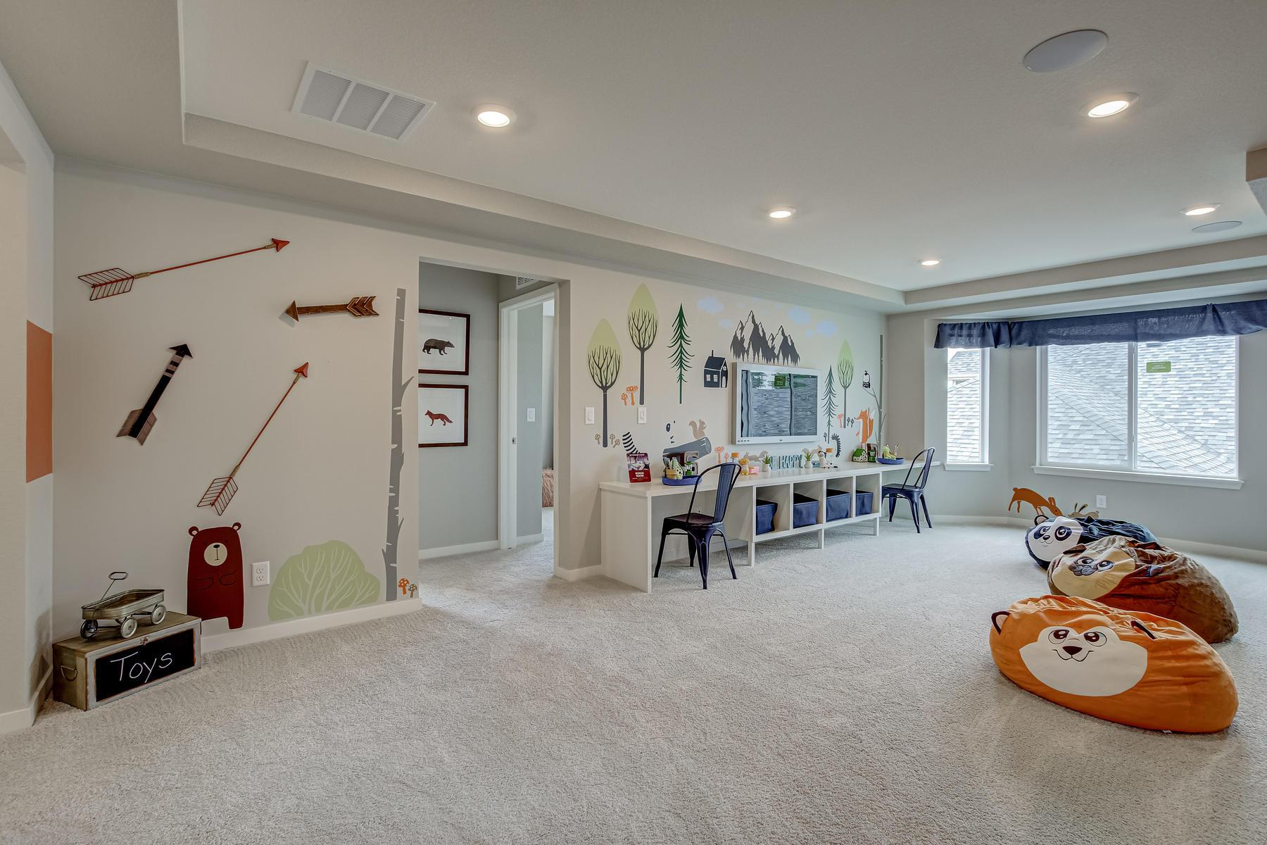 Bedroom featured in the Brighton By Oakwood Homes Colorado in Fort Collins-Loveland, CO