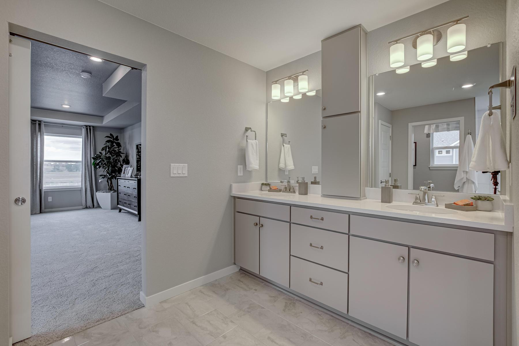 Bathroom featured in the Brighton By Oakwood Homes Colorado in Fort Collins-Loveland, CO