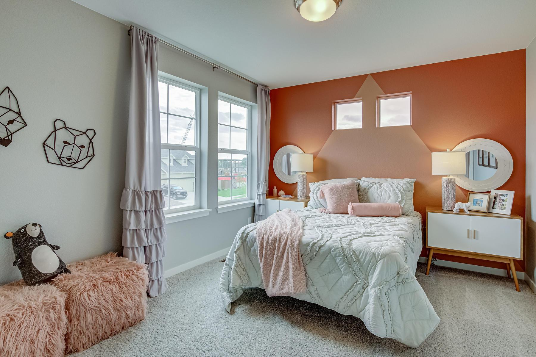 Bedroom featured in the Brighton By Oakwood Homes in Fort Collins-Loveland, CO