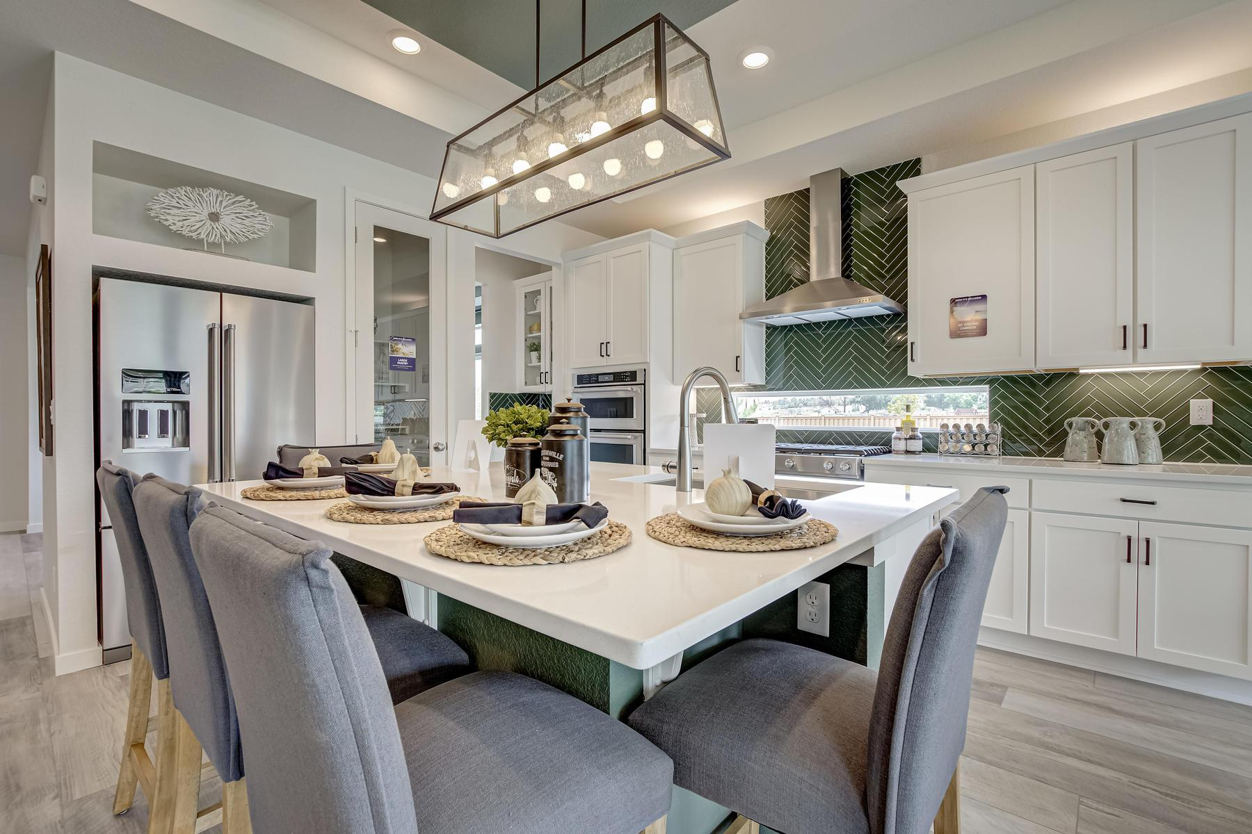 Kitchen featured in the Crestone By Oakwood Homes Colorado in Fort Collins-Loveland, CO