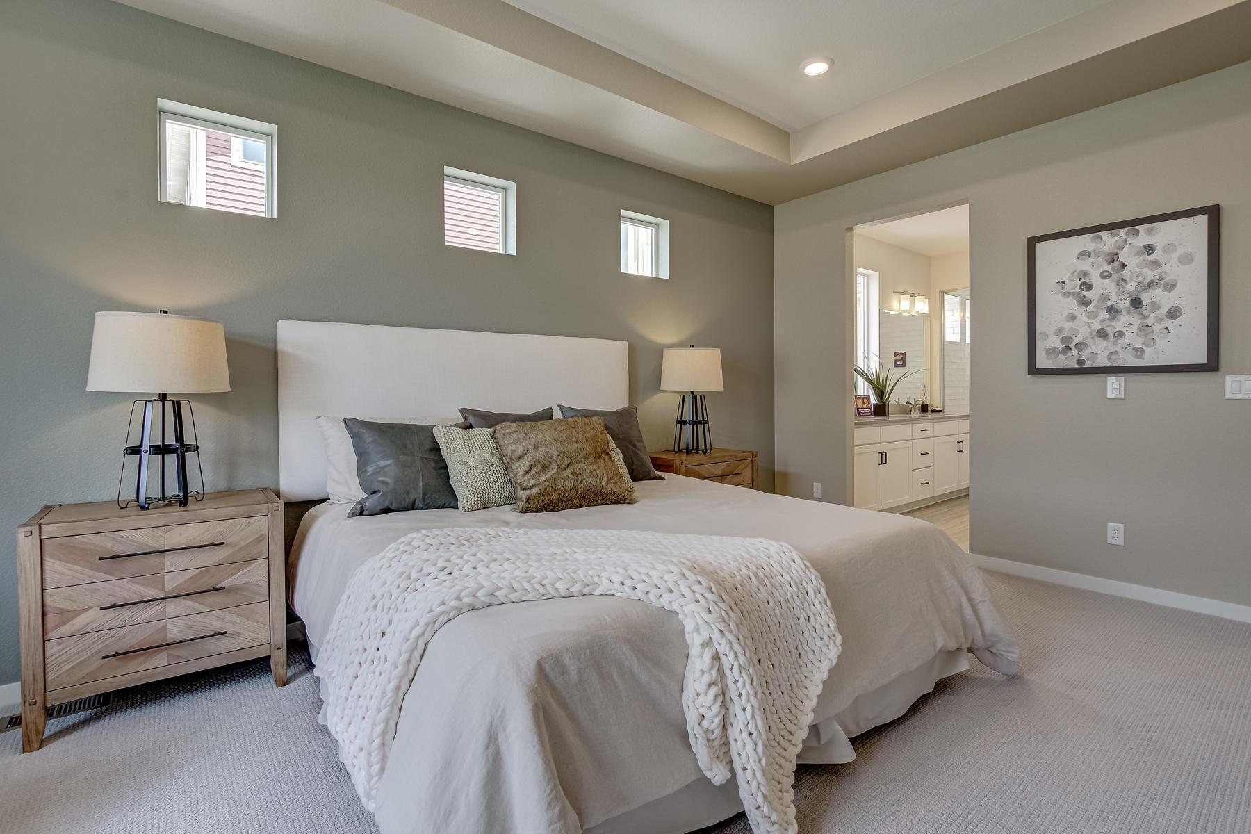 Bedroom featured in the Crestone By Oakwood Homes in Fort Collins-Loveland, CO