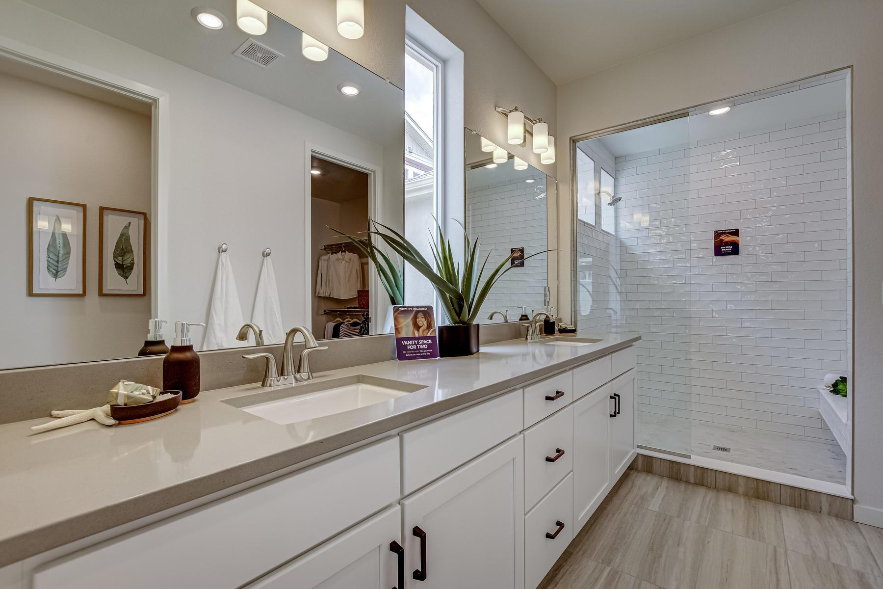 Bathroom featured in the Crestone By Oakwood Homes in Fort Collins-Loveland, CO