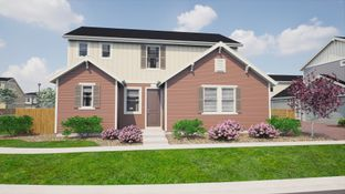 Del Ray - Reunion: Commerce City, Colorado - Oakwood Homes