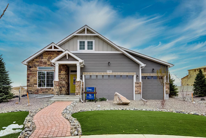 'Green Valley Ranch' by Oakwood Homes - Denver in Denver