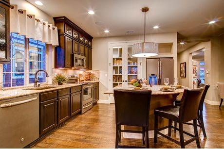 Kitchen-in-Gunnison-at-Park House at Thompson River Ranch-in-Johnstown