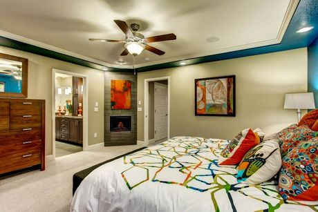 Bedroom-in-Yampa-at-Park House at Thompson River Ranch-in-Johnstown