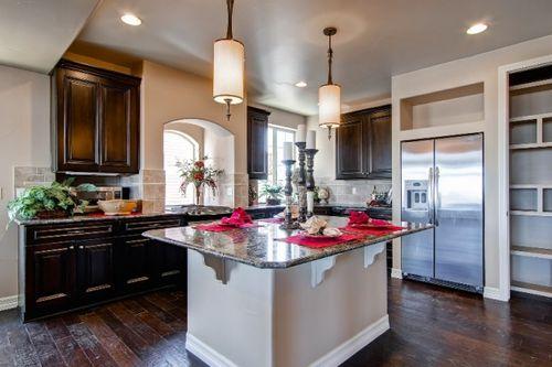Kitchen-in-St. Regis-at-Erie Highlands-in-Erie