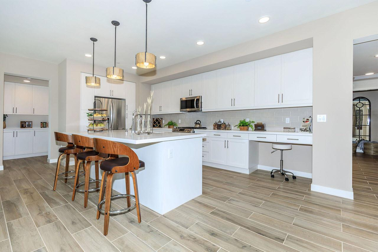 Kitchen featured in the Plan 1A By Oakwood Communities Inc. in Ventura, CA