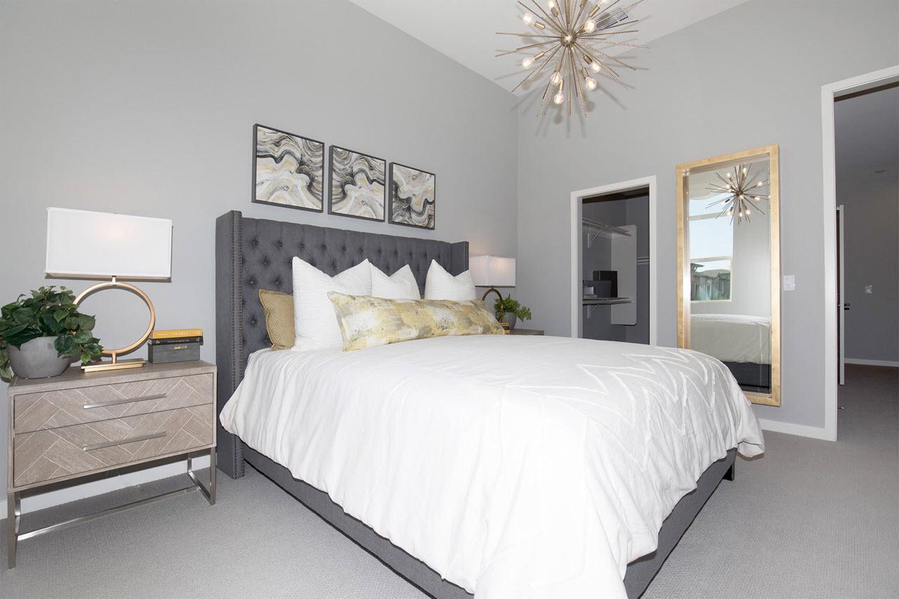 Bedroom featured in the Plan 2 By Oakwood Communities Inc. in Ventura, CA