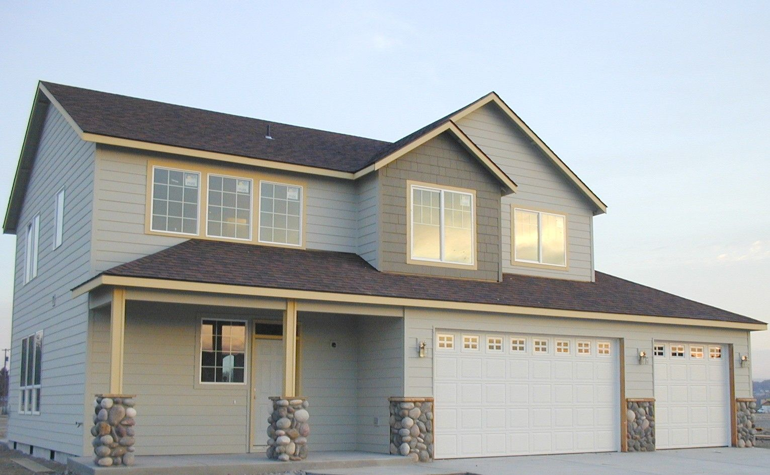 Exterior featured in the 1871 By Olin Homes, LLC in Portland-Vancouver, WA