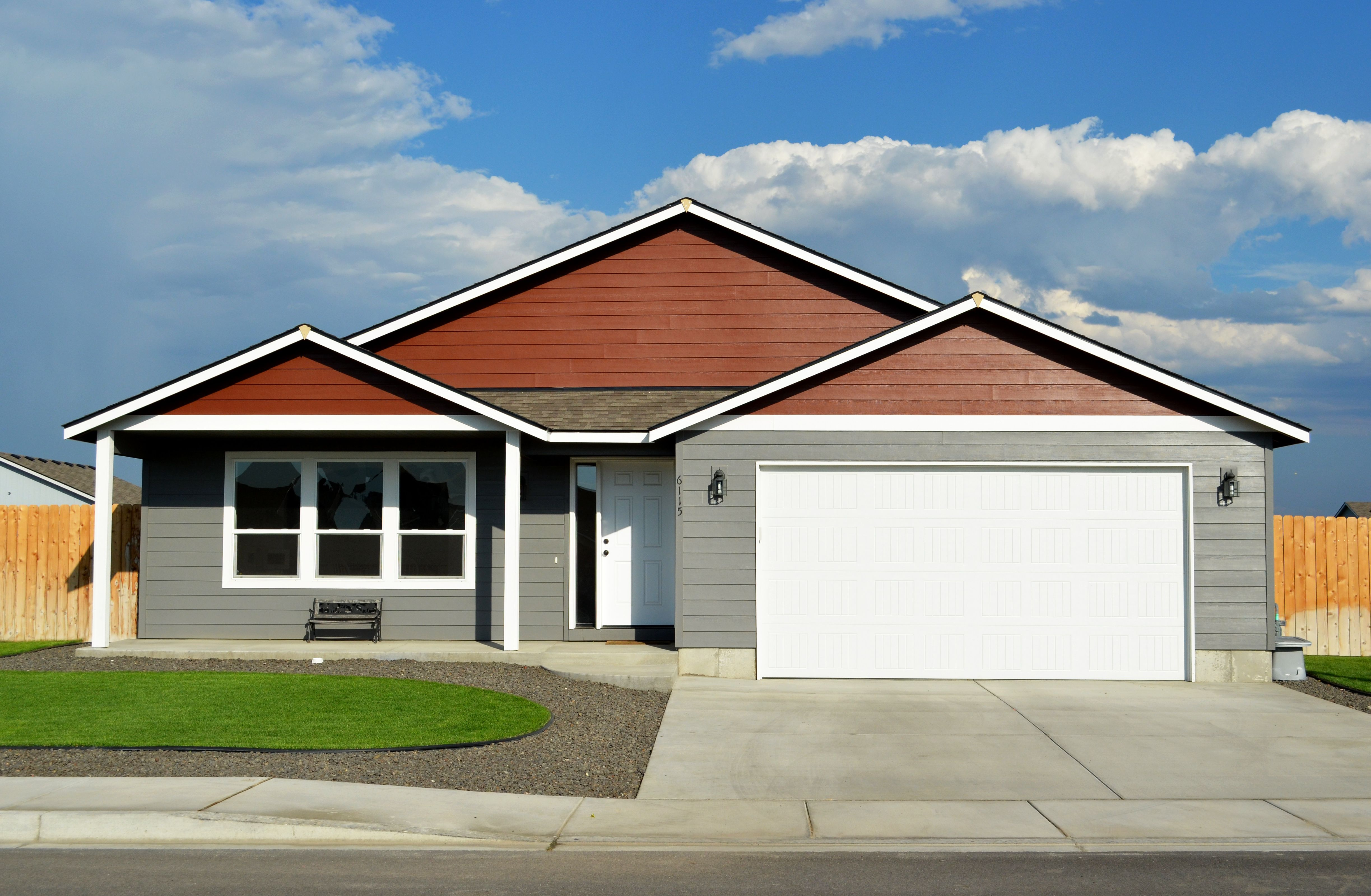 Exterior featured in the 1709 By Olin Homes, LLC in Portland-Vancouver, WA
