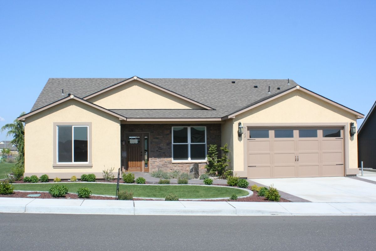 Exterior featured in the 2327 By Olin Homes, LLC in Portland-Vancouver, WA