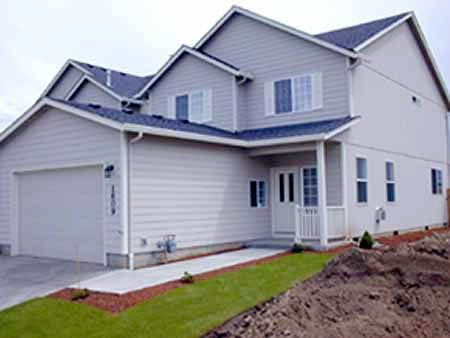 Exterior featured in the 1834 By Olin Homes, LLC in Portland-Vancouver, WA