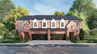 Shiloh - Castle Hills: Lewisville, Texas - Olivia Clarke Homes