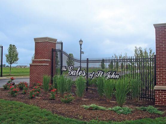 The Gates of St. John
