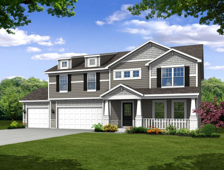 Brookfield:Brookfield - Elevation C