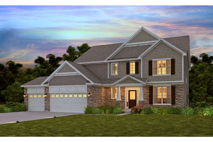 Exterior:So much to offer in this beautiful floorplan.