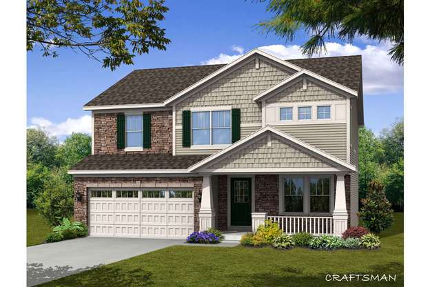 Craftsman - Elevation:Craftsman