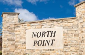 homes in North Point by Olthof Homes