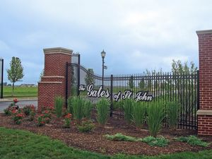 homes in The Gates of St. John by Olthof Homes