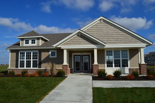 Hamilton Square by Olthof Homes in Gary Indiana