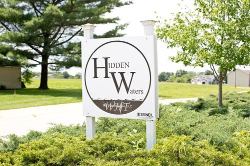 Hidden Waters by Olthof Homes in Gary Indiana