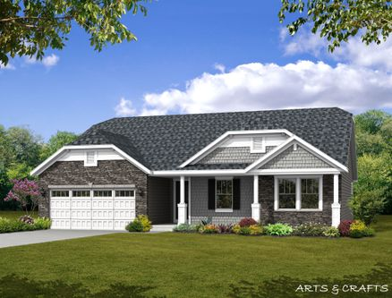 Shelton Cove by Olthof Homes in Indianapolis Indiana