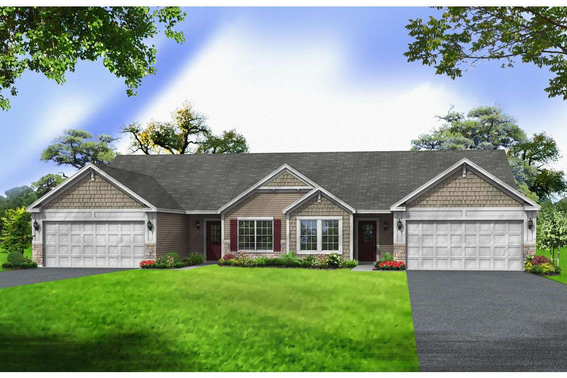 New Construction Homes & Plans in Gary, IN | 1,540 Homes