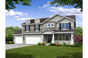 homes in Amberleigh Estates by Olthof Homes