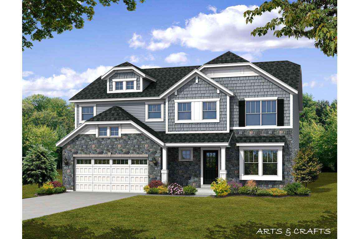 'Grant's Corner' by Olthof Homes in Indianapolis