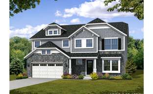 Grant's Corner by Olthof Homes in Indianapolis Indiana