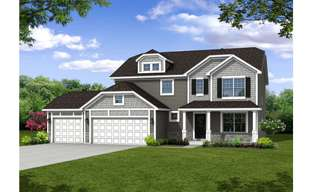 Birchwood Farms by Olthof Homes in Gary Indiana