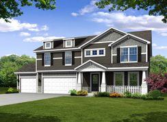 Brookfield - Dunewood Trails: Portage, Indiana - Olthof Homes
