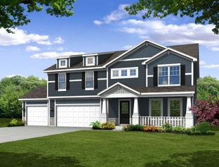 Brookfield - Emerald Crossing: Dyer, Indiana - Olthof Homes