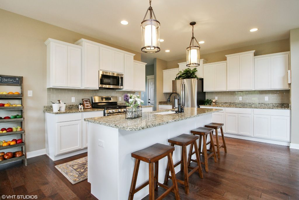 Kitchen featured in the Sequoia By Olthof Homes in Gary, IN