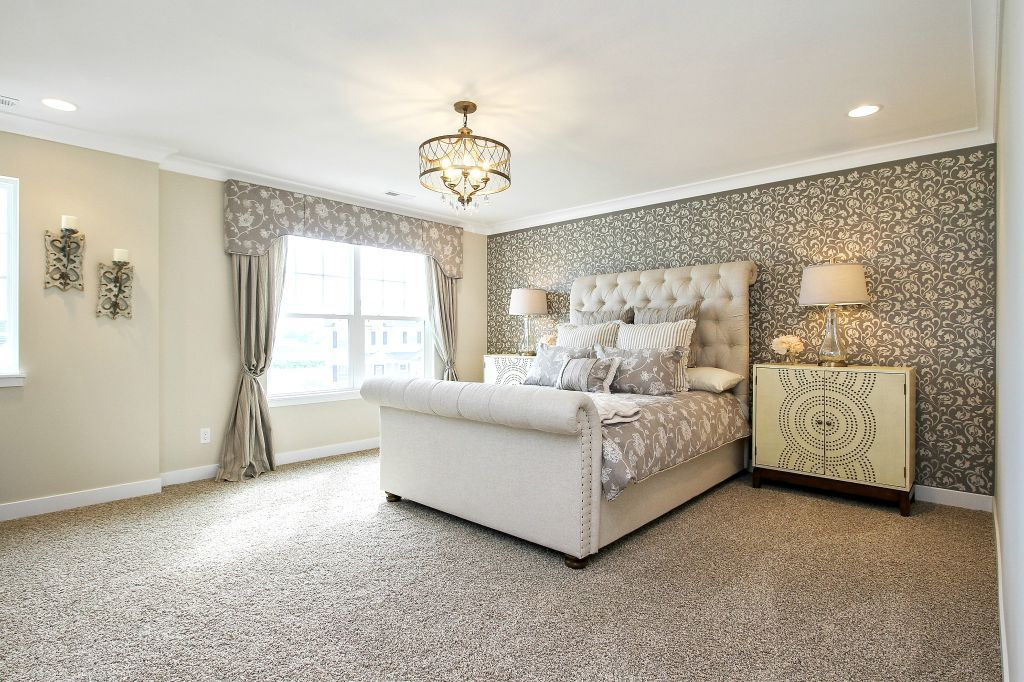 Bedroom featured in the Sequoia By Olthof Homes in Gary, IN