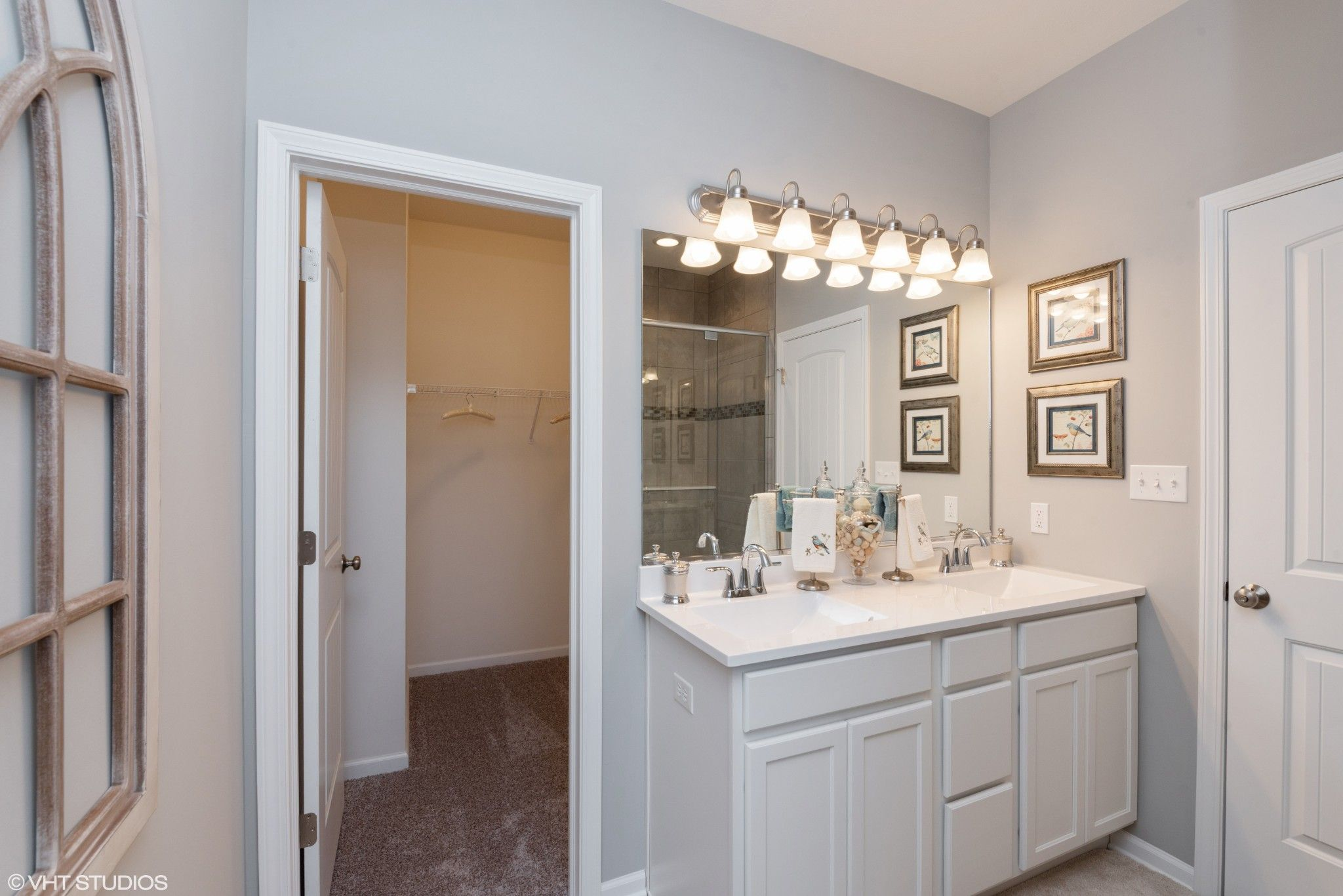 Bathroom featured in the Milan By Olthof Homes in Gary, IN