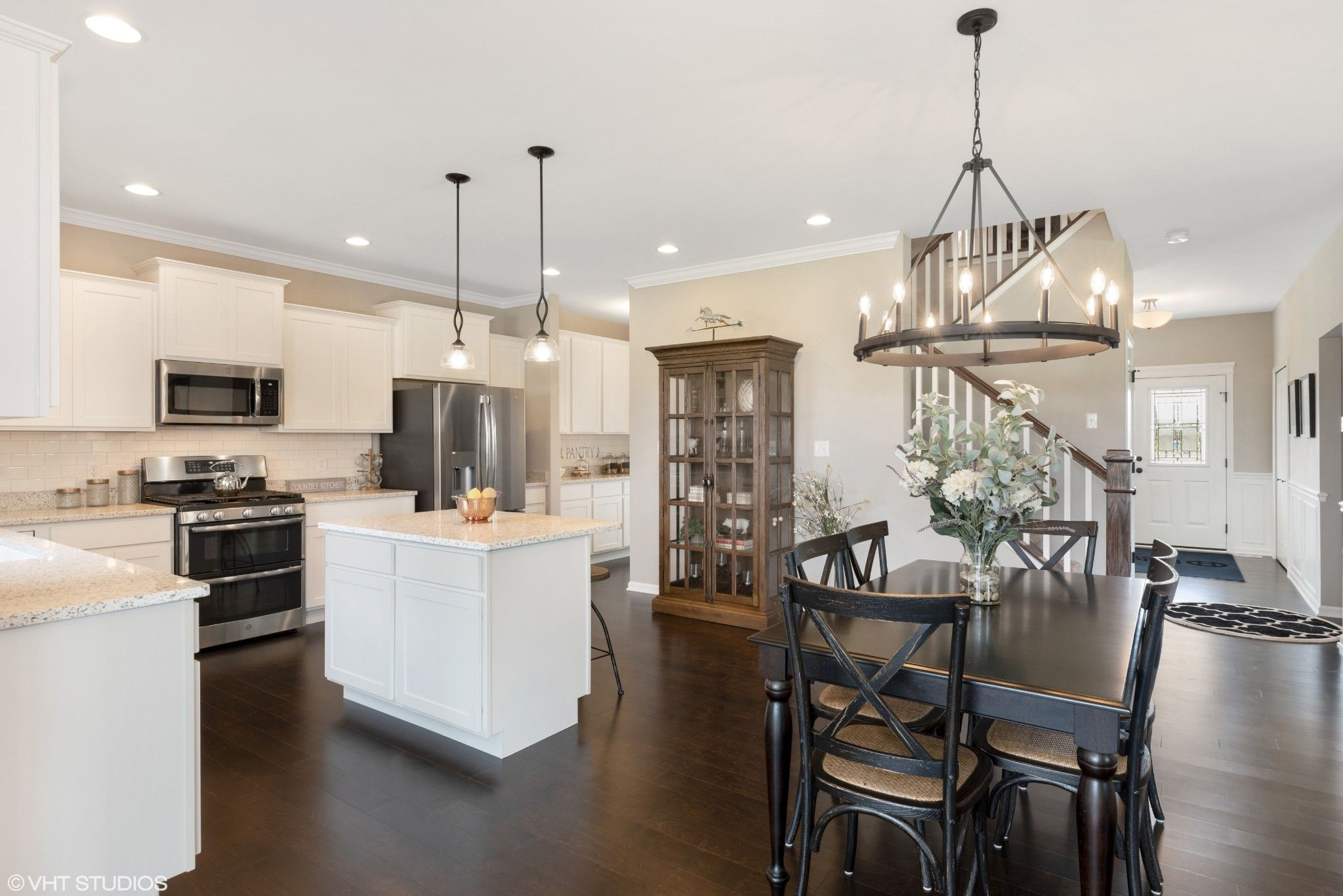 Kitchen featured in the Berkley By Olthof Homes in Fort Wayne, IN