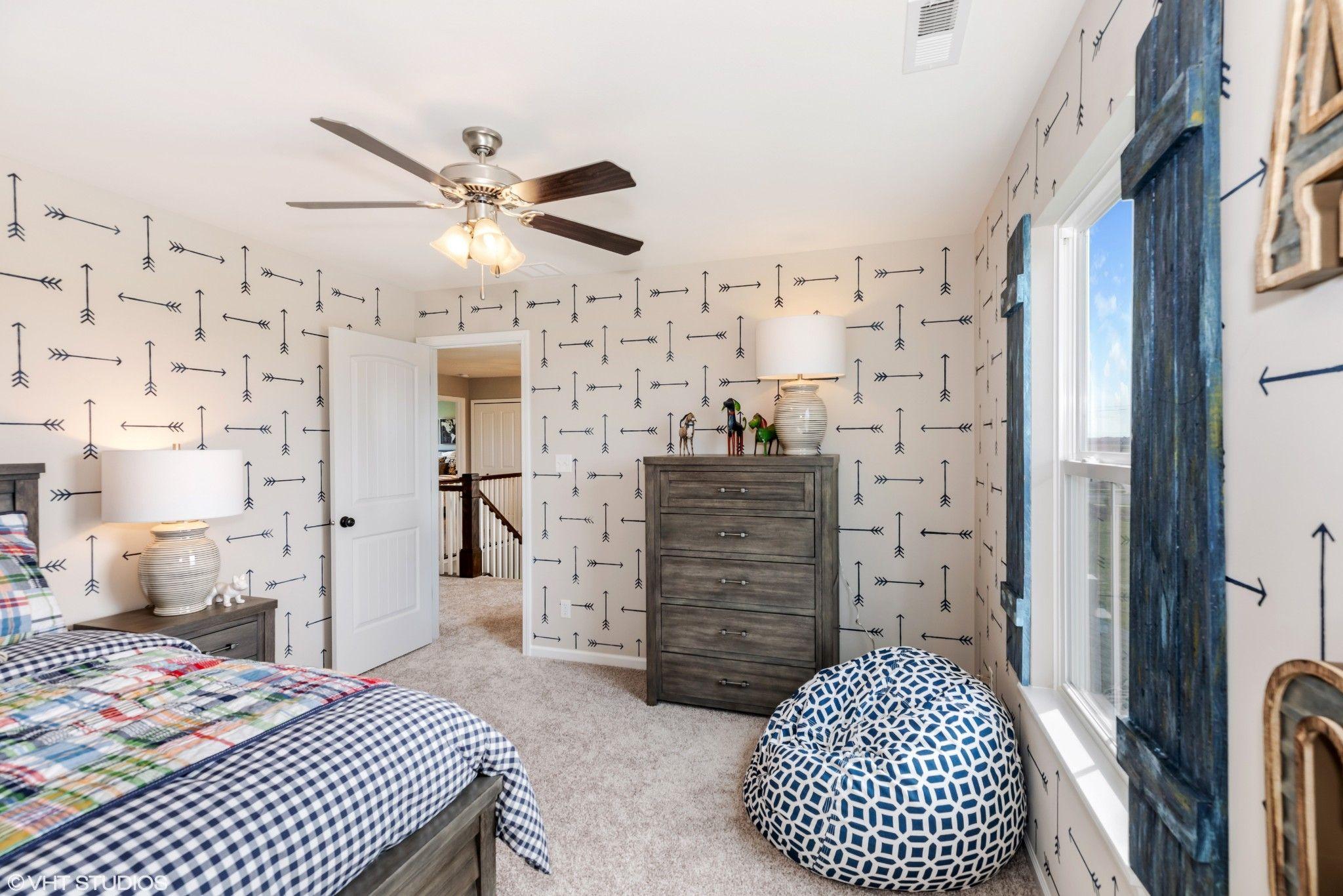 Bedroom featured in the Berkley By Olthof Homes in Fort Wayne, IN