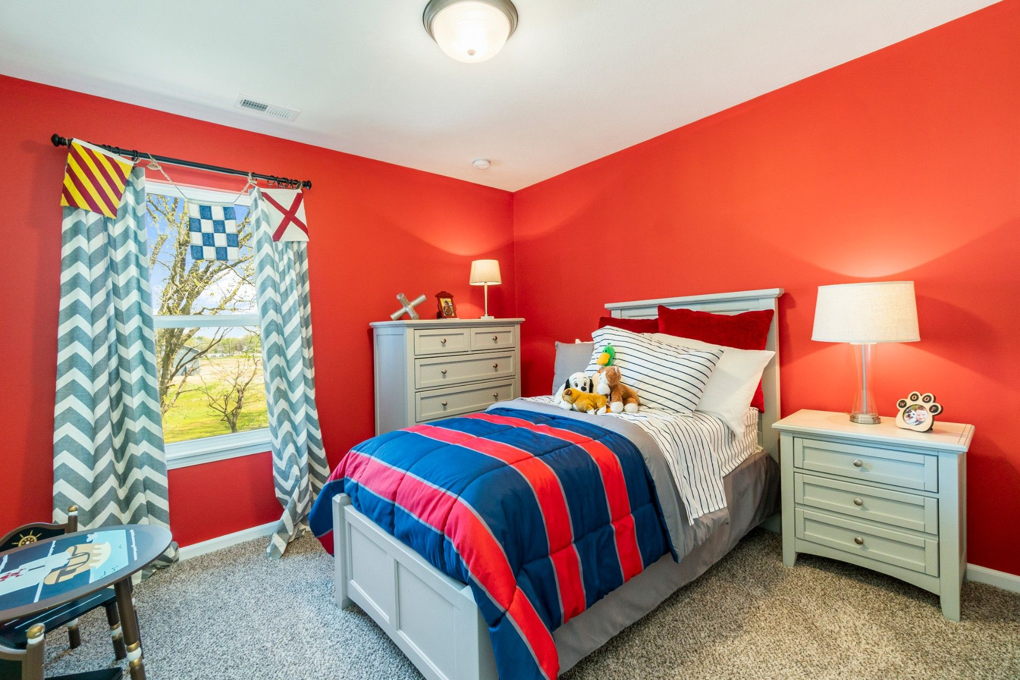 Bedroom featured in the Kipling By Olthof Homes in Gary, IN