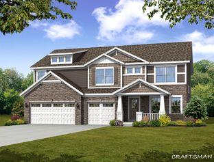 Preston - Shelton Cove: Westfield, Indiana - Olthof Homes