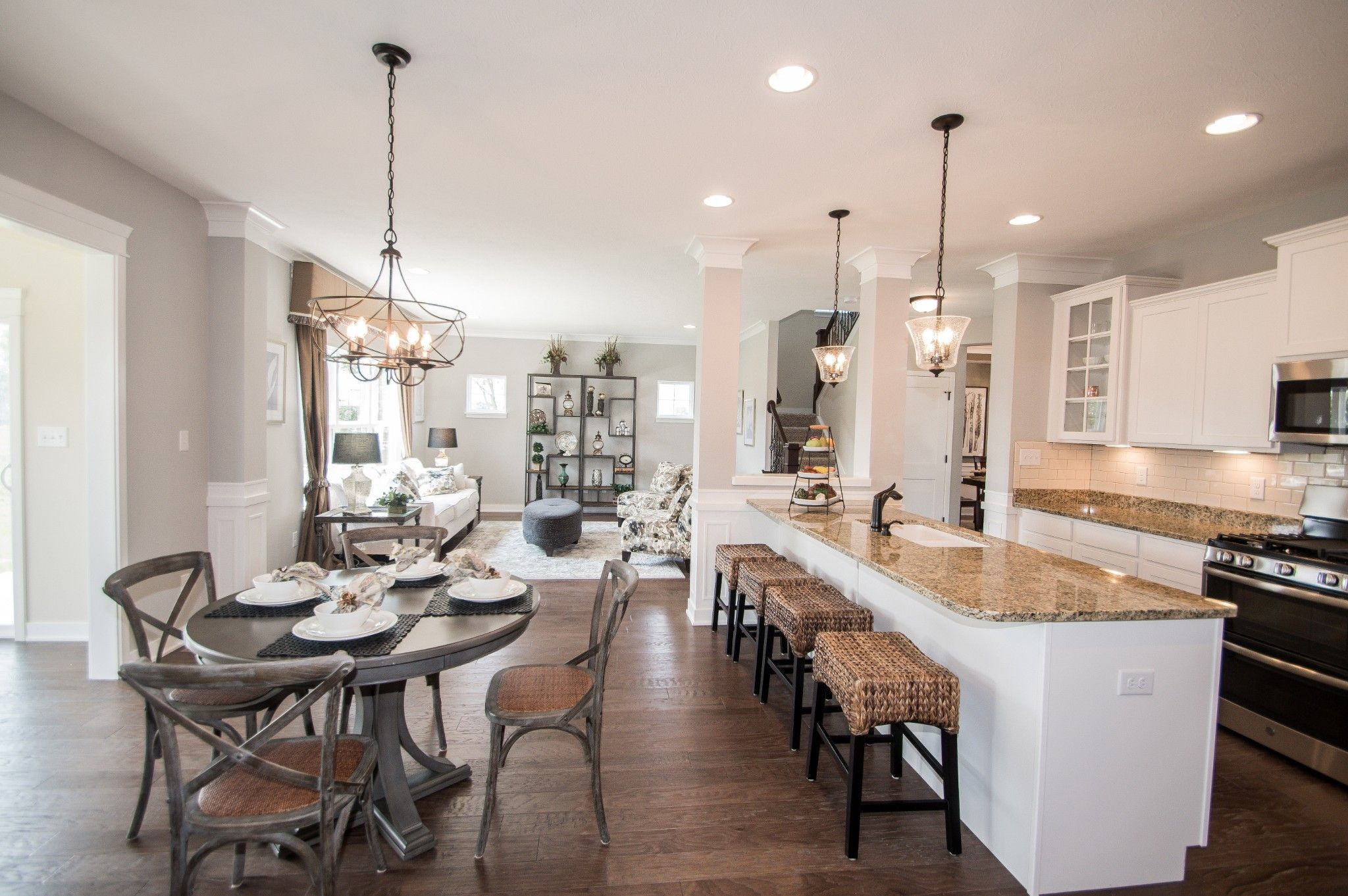 Kitchen featured in the Preston By Olthof Homes in Fort Wayne, IN