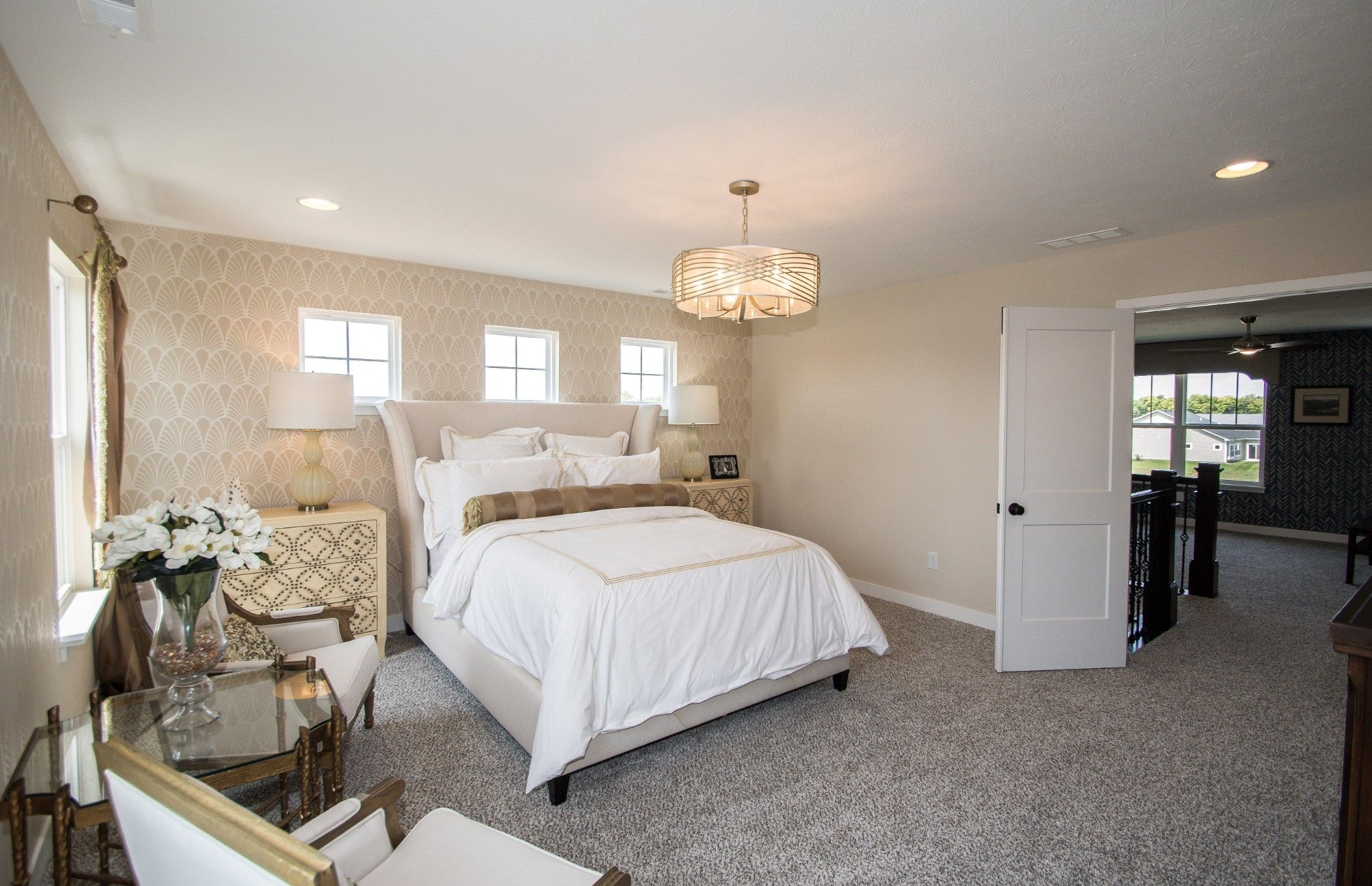 Bedroom featured in the Preston By Olthof Homes in Fort Wayne, IN
