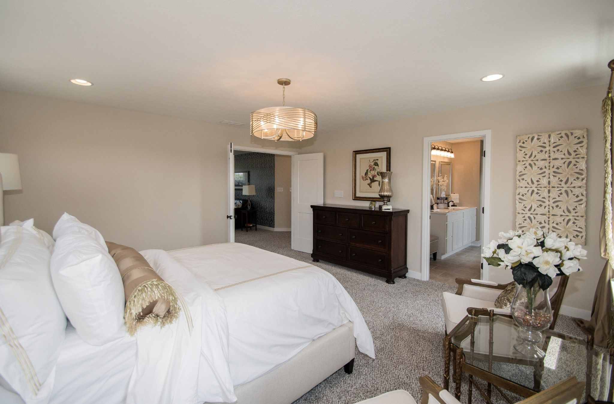 Bedroom featured in the Willow By Olthof Homes in Gary, IN